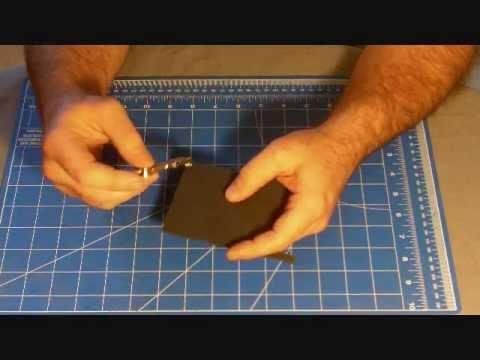 DIY Kydex Tools