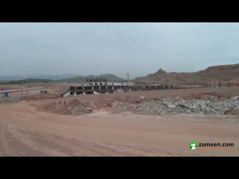 10 MARLA  35x70 PRIME LOCATION PLOT FOR SALE IN BAHRIA ENCLAVE  ISLAMABAD