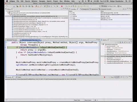 ECE2012 - Effective Mockito in a modular world