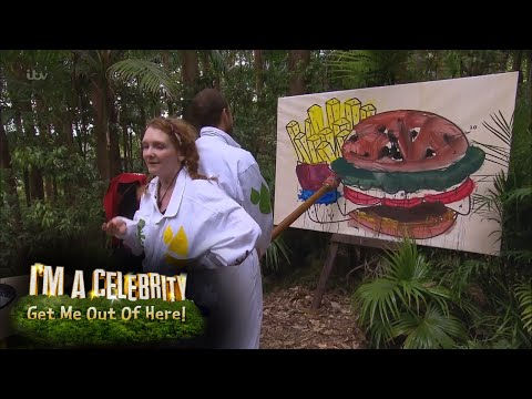Jennie and Jamie Are Bang on the Monet! | I'm A Celebrity... Get Me Out Of Here!