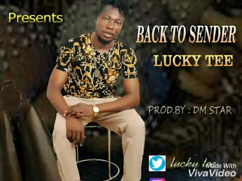 Lucky tee back 2 sender ft phyno, olamide o b o and flavour  Name