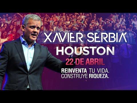 Xavier Serbiá en Houston: Master Conference