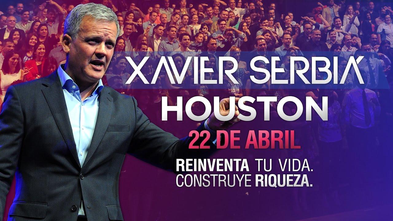 Xavier Serbiá en Houston: Master Conference - YouTube