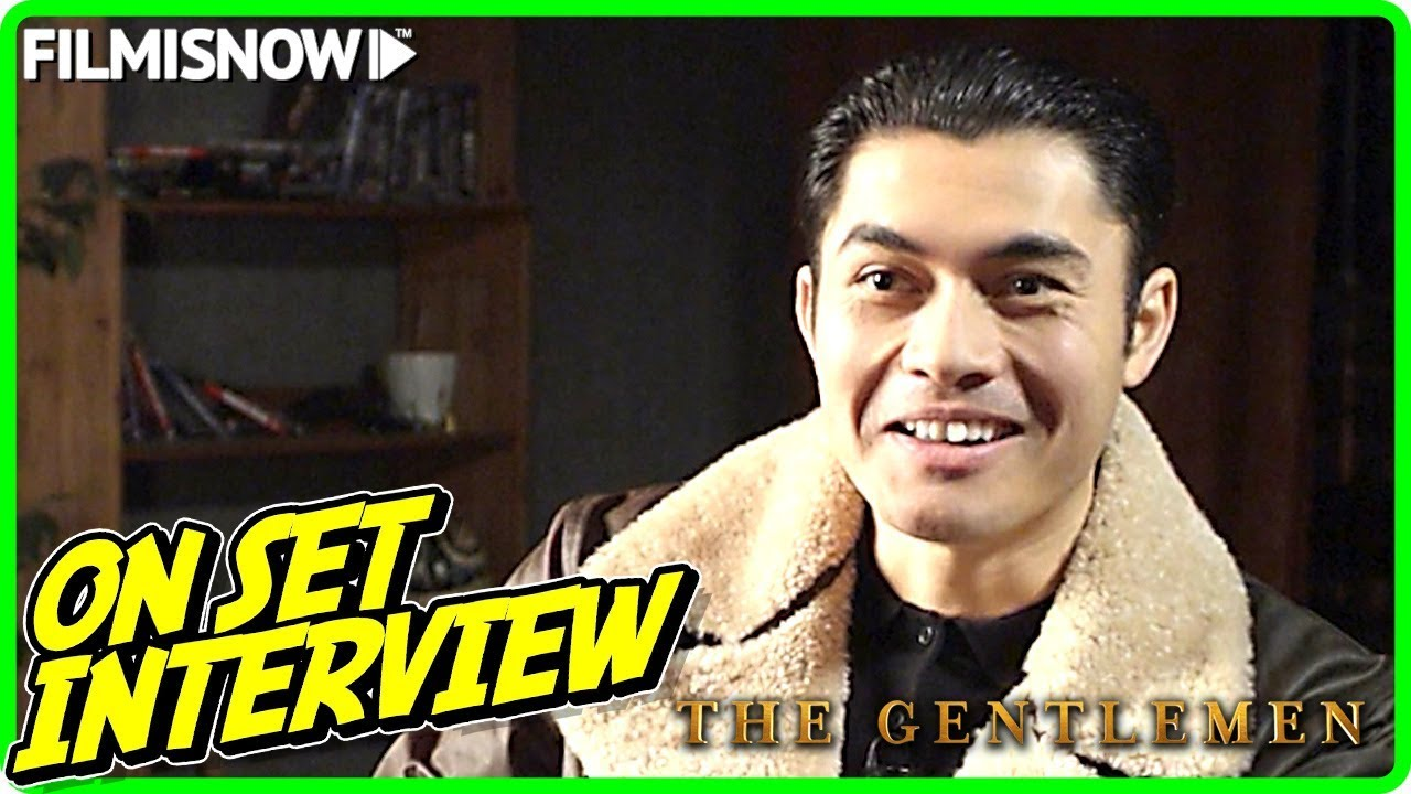 THE GENTLEMEN | Henry Golding