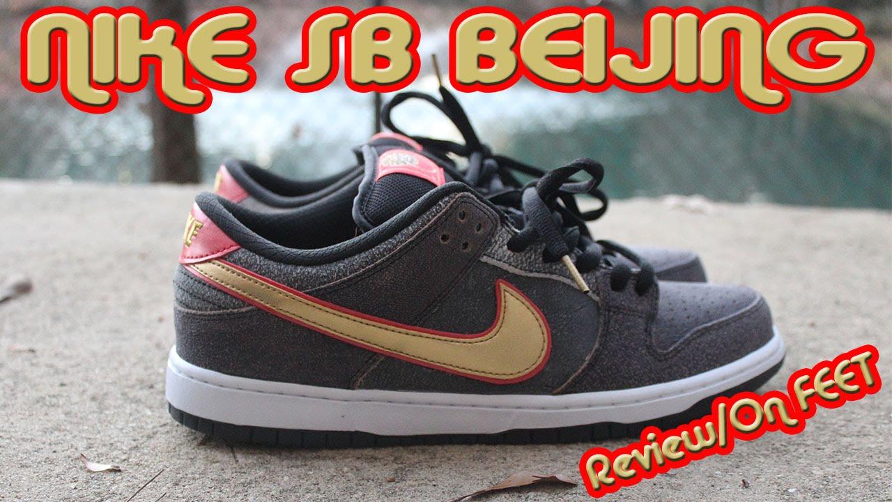 Nike Sb Beijing Review On Feet You