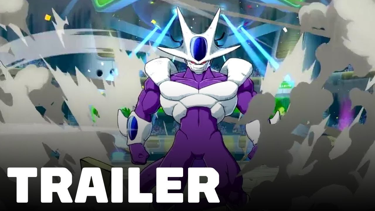 Dragon Ball FighterZ - Free Update Content Trailer
