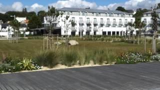 Concarneau Plage Les Sables Blanc Bretagne Sud 29