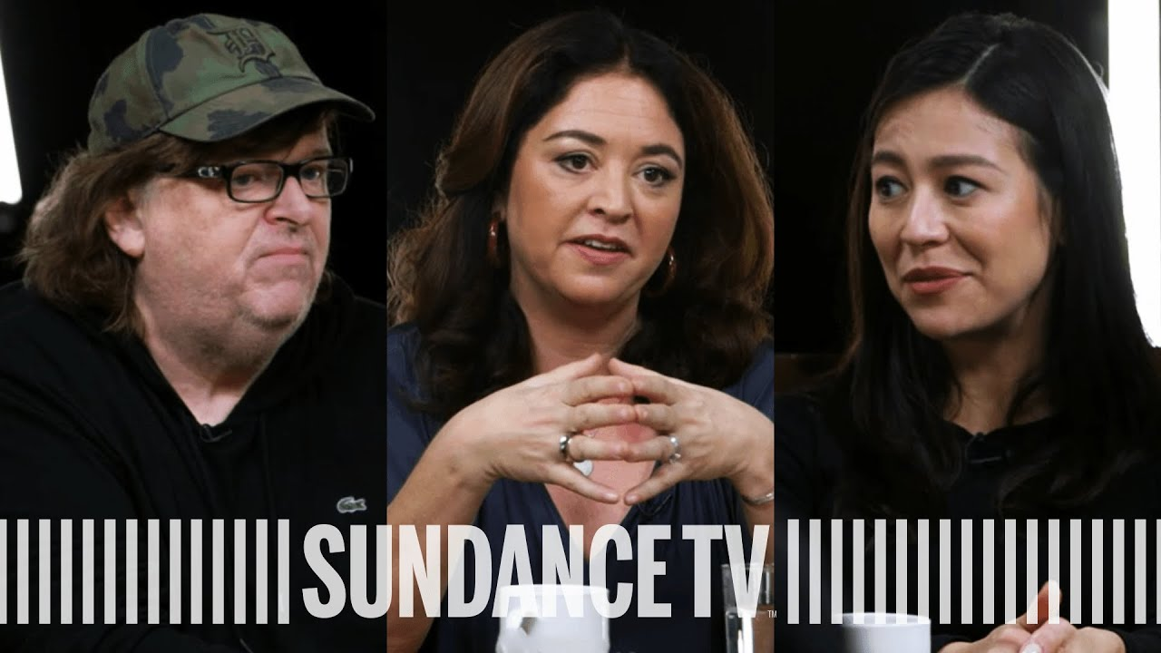 Liz Garbus on Stories and Truth: Close Up With The Hollywood Reporter | SundanceTV