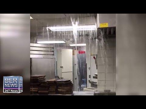 Resort Experience Burst Water Pipe, January 30 2019