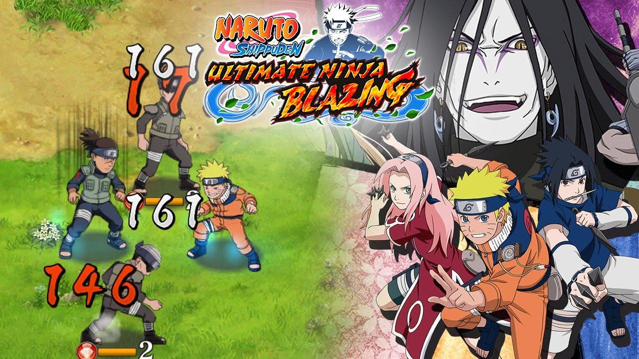 Naruto Shippuden: Ultimate Ninja Blazing 2 19 0 for Android - Download