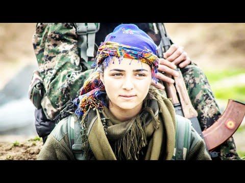 اجمل اغنية YPG جديدة عن عفرين Koma Botan Afrin