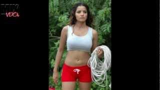 Bold and Sexy South Indian Actress Monalisa