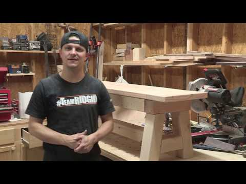 Bench for Farm House Table