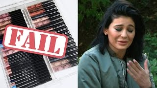WTF! Kylie Jenner's Lip Kit Gets SLAMMED With 'F' Rating!