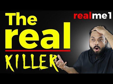 RealMe 1 - Redmi Note 5 Pro Killer is Here - My Opinions