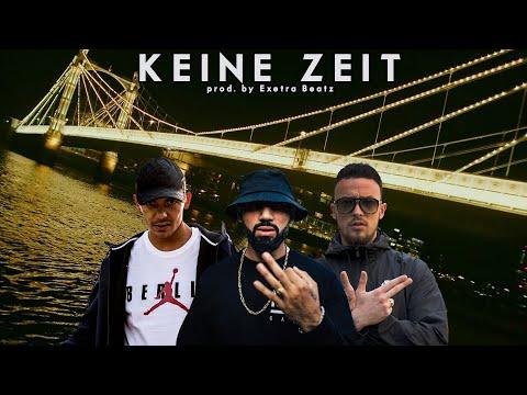 AZET feat. CAPITAL BRA & ZUNA - KEINE ZEIT (prod. Exetra Beatz)