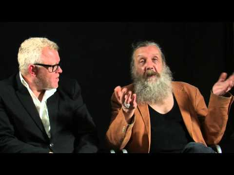FrightFest 2014 -  Mitch Jenkins and Alan Moore Discuss Show Pieces