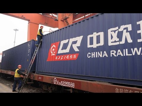 'Modern Silk Road' expanded: Express train departs Chengdu for Lodz