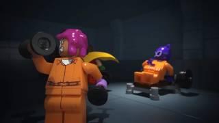 THE LEGO® BATMAN MOVIE – Лечебница Аркхэм