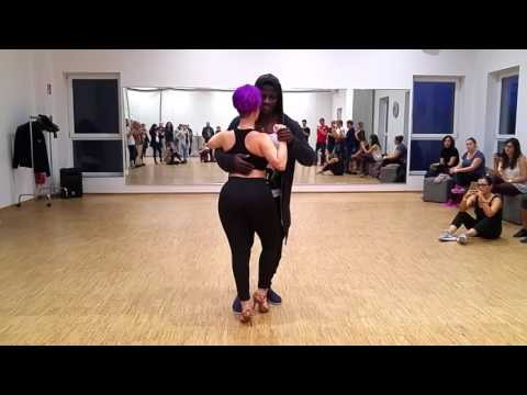 Donald & Victoria  | Leading Following Workshop @ Sabura Kizomba Festival 2016