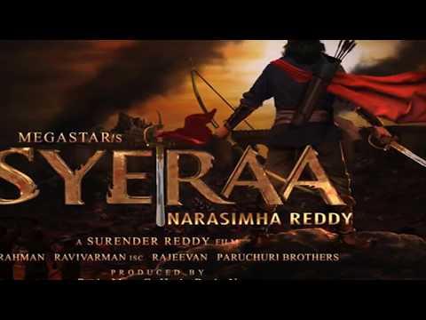 Sye Raa Narasimha Reddy Song | Sai Raa...