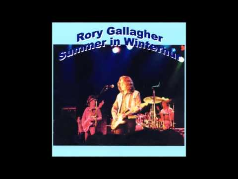 Rory Gallagher - Winterthur 1980