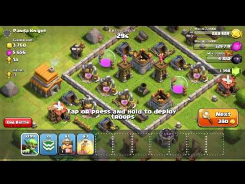 Clash of Clans - Is Sub 200 Farming Worth It?