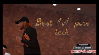 best pure lock vs amazing rebounding post‼️‼️