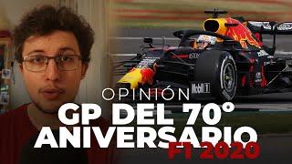 GP 70º Aniversario 2020 | Siempre se puede confiar en Verstappen - El vlog de Efeuno