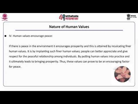 Concept of Human Values