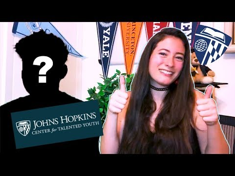 HOW TO GET INTO CTY // Johns Hopkins Center for Talented Youth