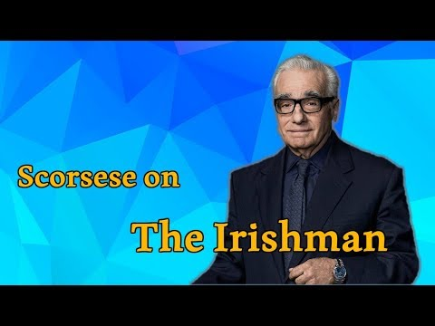 "Martin Scorsese: ""The Irishman is a risky film"""