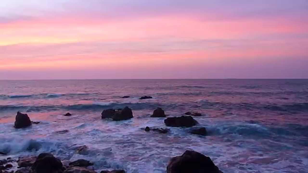 рассвет море фото