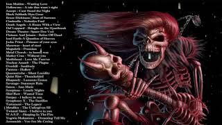 Ac Dc Iron Maiden Metallica Helloween Black Sabbath Top 100 Hard Rock Songs Of All Time MP3
