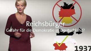 #kurzerklärt: Reichsbürger - wer sind sie und was wollen sie?
