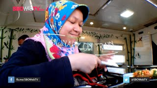 Culinary On Train - Semarang