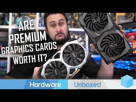 Budget or Premium Graphics Card, Should You Spend More?