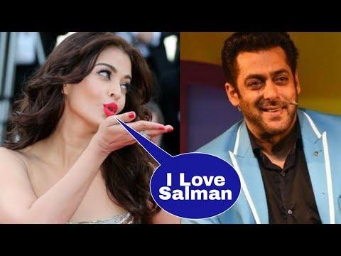 Omg ! After 16 years of breakup Aishwarya Rai Bachchan admits her love for Salman Khan