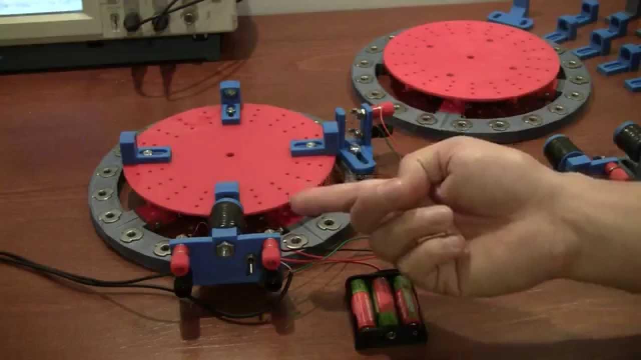 Permanent magnet motor kit Adams Bedini magnetic reed