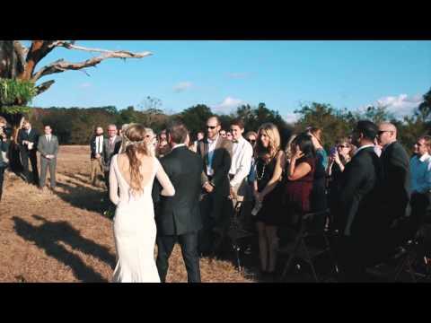 Jordan and Amanda Wedding Film, Tallahassee FL