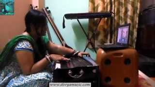 Online North Indian classical vocal music training program for beginner. Rag Yaman
