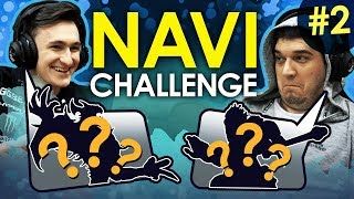 NAVI Challenge: Guess a hero by the phrase - part 2