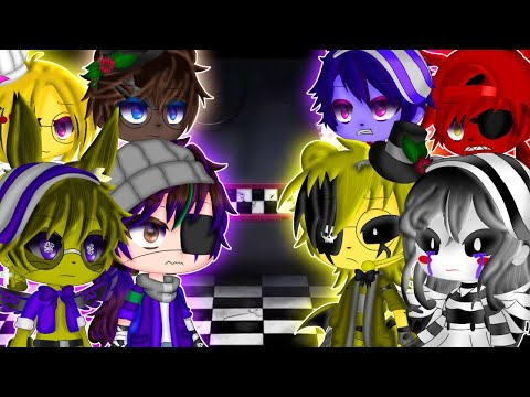 Download William Afton and Vincent stuck in a room for 24 Hours with FNaF 1 plus Puppet  Enjoy!