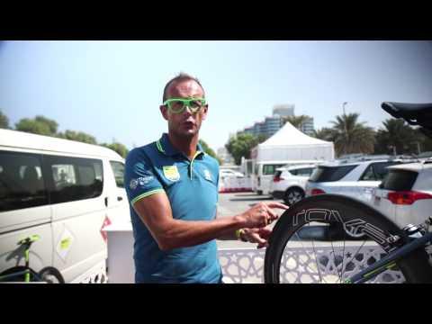 Abu Dhabi Tour 2016: A bike explained in one minute