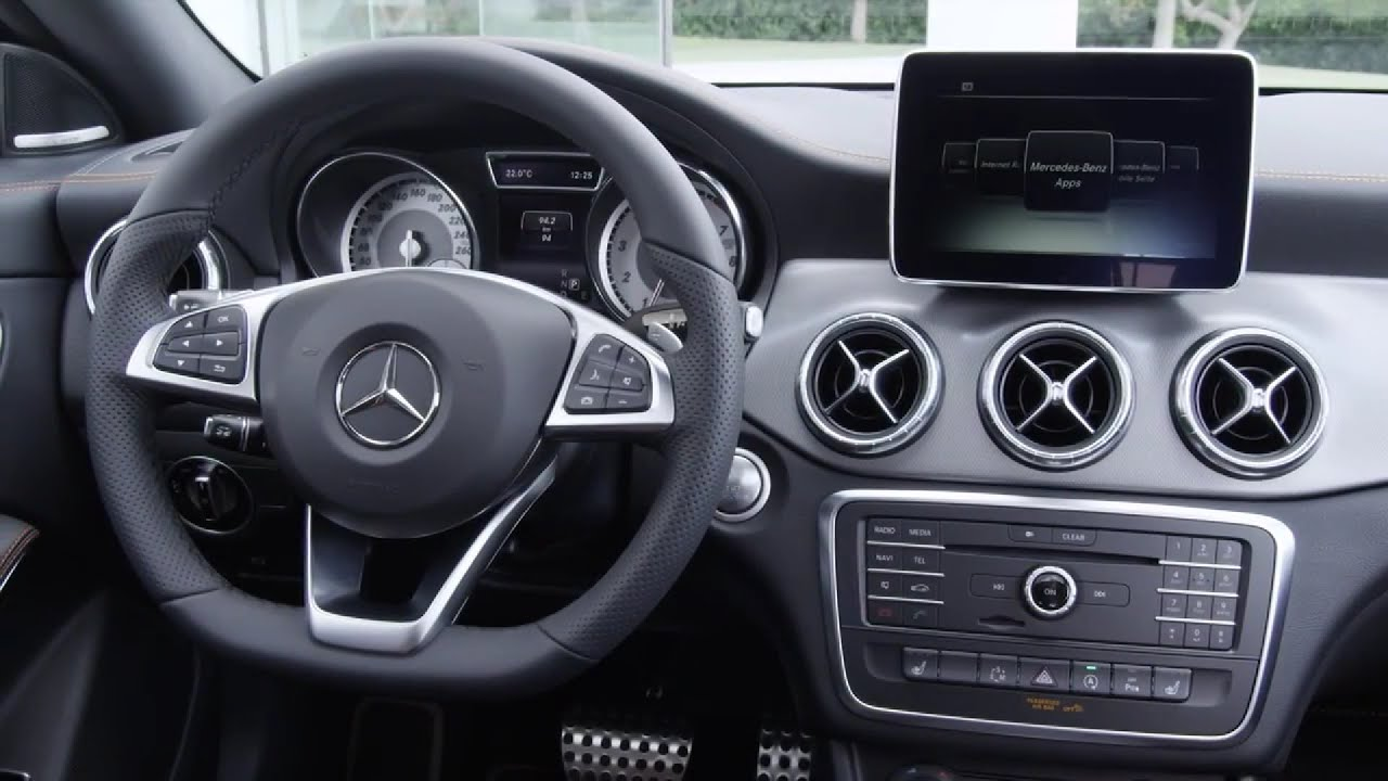 2015 mercedes benz cla 250 4matic shooting brake interior and exterior trailer youtube