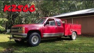 OBS Chevy K2500 Service Truck - Vice Gr...
