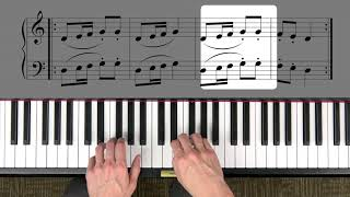 Debka Hora: Hands Together - Piano Lesson 76 - Hoffman Academy