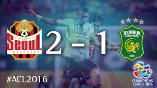Video Gol Pertandingan FC Seoul vs Jeonbuk Hyundai Motors