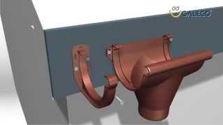 видео Пластиковые водосточные системы