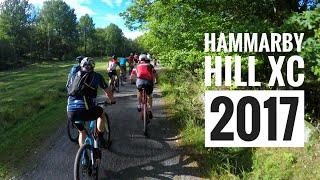 HAMMARBY HILL XC 2017 race vlog Riding xc on an enduro bike